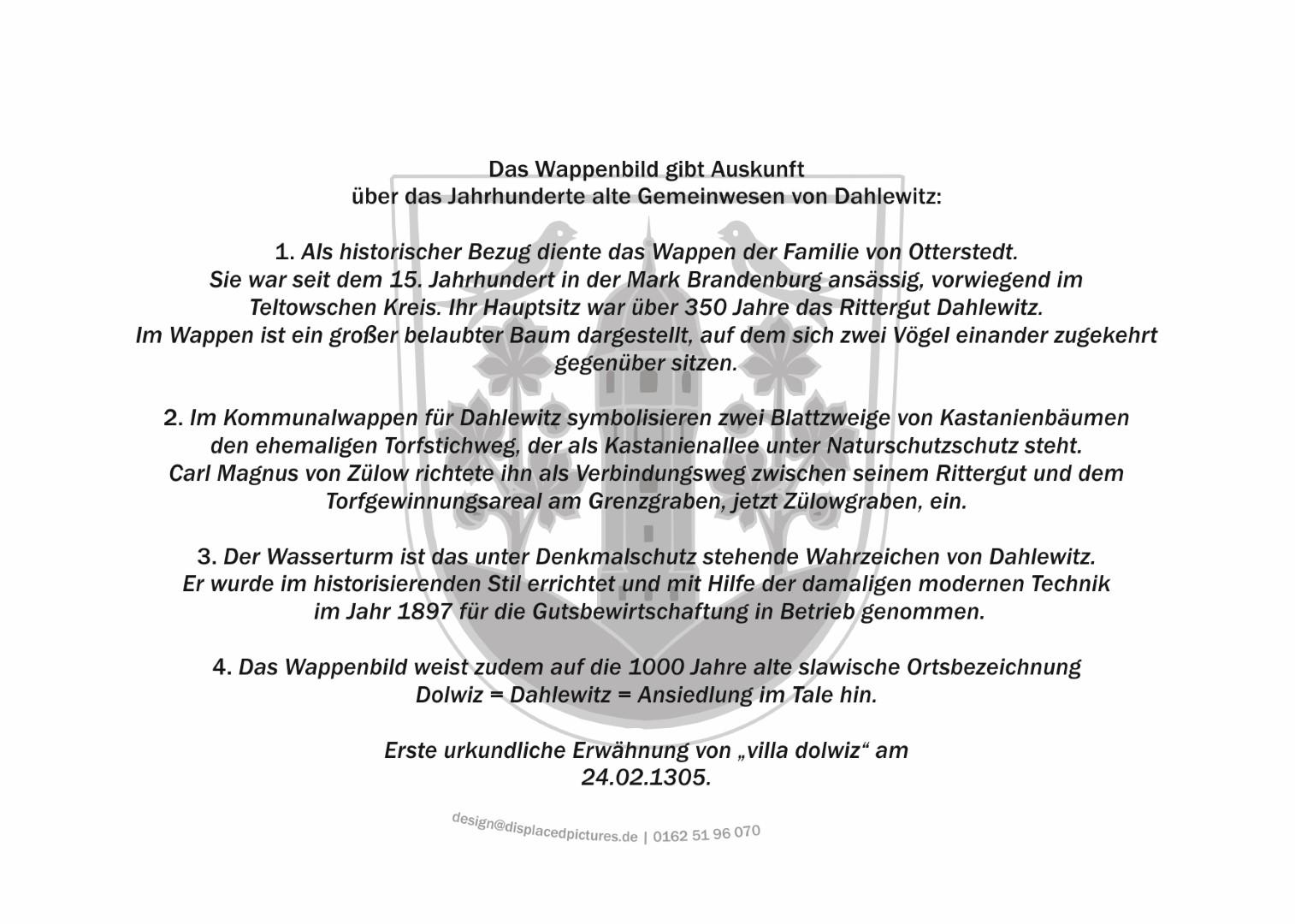 2010-08 Wappenaufkleber Dahlewitz-BACK